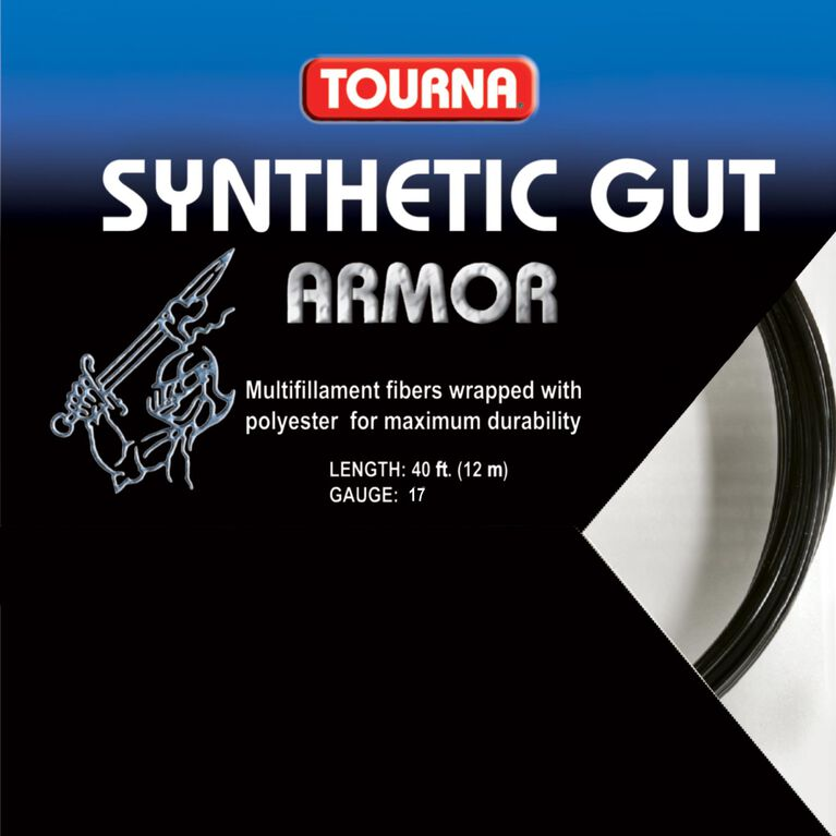 Tourna Synthetic Gut Armor 17 Gauge