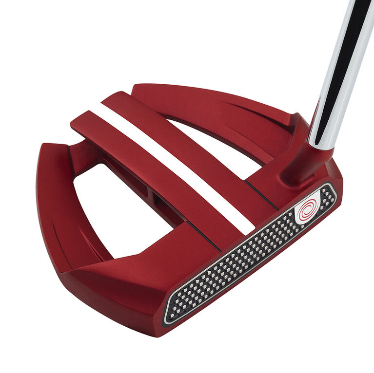 Odyssey O-Works Red Marxman S Putter w/ Superstroke Grip