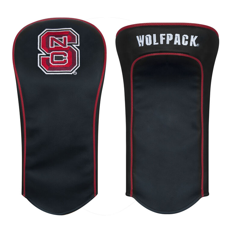 Team Effort NC State Black Driver Headcover