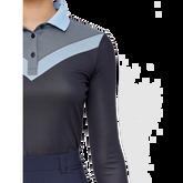 Alternate View 1 of Long Sleeve Laika Color Block Bodysuit