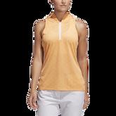 Alternate View 2 of Primegreen HEAT.RDY Racerback Sleeveless Polo Shirt