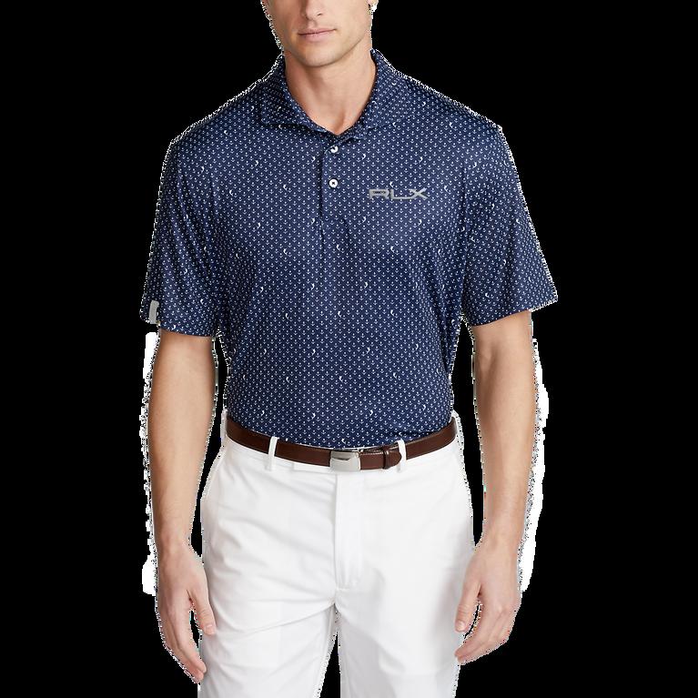 Classic Fit Jersey Tech Polo Shirt