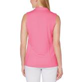 Alternate View 1 of Sleeveless Airflux Golf Polo Shirt