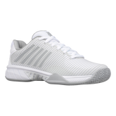 Alternate View 1 of Hypercourt Express 2 Women's Tennis Shoe - White/Grey