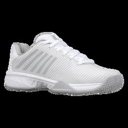 Hypercourt Express2 Women's Tennis Shoe - White/Black
