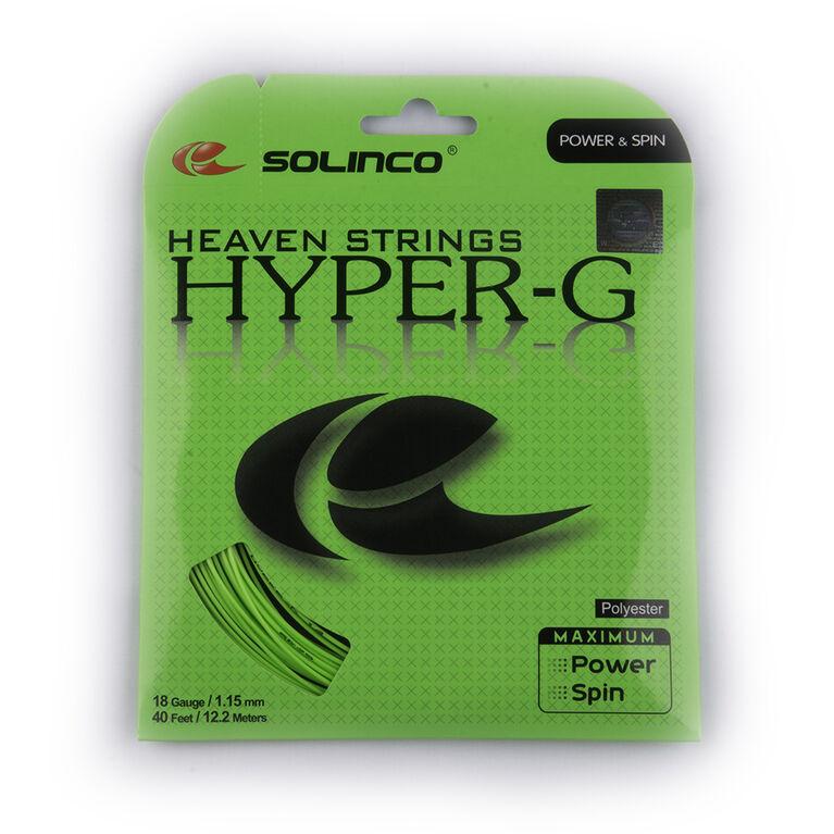 SOLINCO Hyper-G 18 Gauge Tennis String