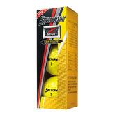 Srixon Z-Star 5 Golf Balls - Tour Yellow