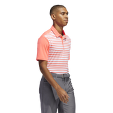 Alternate View 1 of Ultimate365 Stripe Polo Shirt
