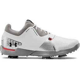 Spieth 4 Junior Golf Shoe - White/Silver