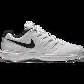 Nike Air Zoom Prestige Men's Tennis Shoe - White/Black