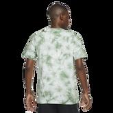 Alternate View 3 of NikeCourt Men's Tie-Dye Swoosh Tennis T-Shirt