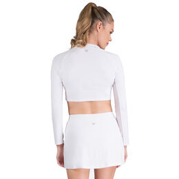 Tail Sasha Long Sleeve Crop Top