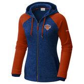 NY Knicks Women's Full Zip Hoodie