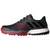 adidas Adipower Sport Boost 3 Men's Golf Shoe - Charcoal/Red