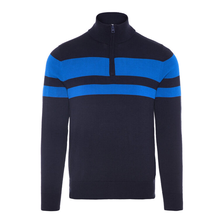 J Lindeberg Azim Coolmax Wool Sweater