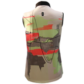 Alternate View 1 of Super Nova Collection: Sleeveless Watercolor Print Top
