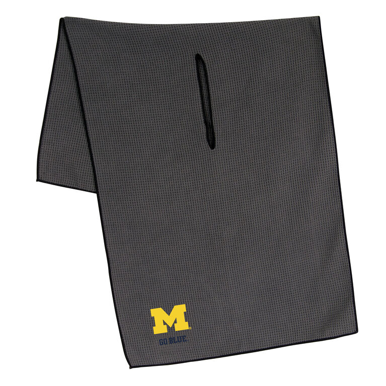 Team Effort Michigan Microfiber Towel