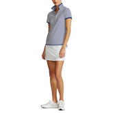 Alternate View 1 of Short Sleeve Striped Piqué Polo Shirt