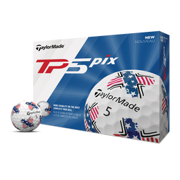 TP5 Pix USA Golf Balls