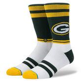 Stance Packers Logo Socks