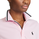 Alternate View 1 of Short Sleeve Tipped Polo Shirt
