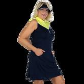 Alternate View 5 of Limonata Collection: Colorblock Sleeveless Dress
