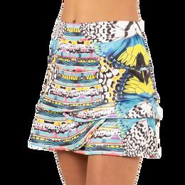 Flutter Scallop Skirt