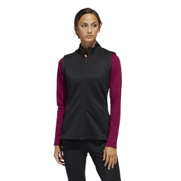 Performance Golf Cold Ready Full Zip Vest