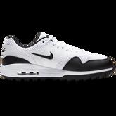 Alternate View 1 of Air Max 1 G Men's Golf Shoe - White/Black