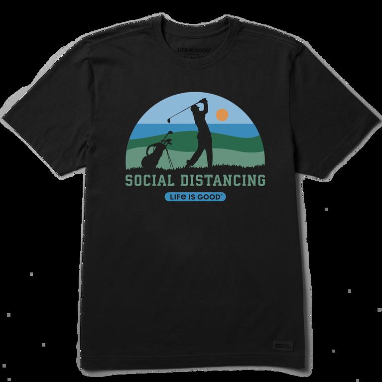 Social Distancing Golf Landscape Crusher Tee