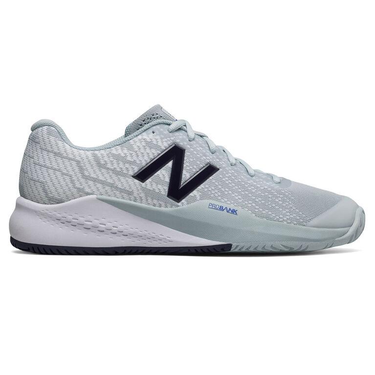 New Balance 996v3 Men's Tennis Shoe - Grey/White