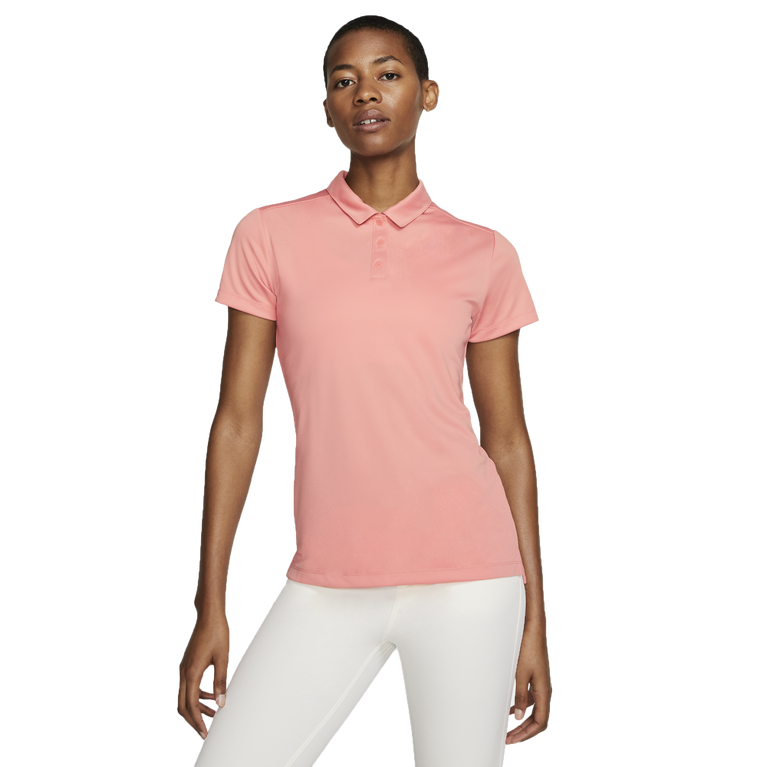 Dry Solid Short Sleeve Golf Polo