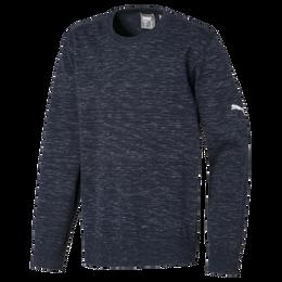 Crewneck Golf Sweater