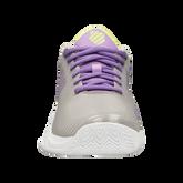 Alternate View 2 of Hypercourt Supreme Women's Tennis Shoe - Grey/Purple