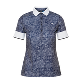Alternate View 6 of Lexie Short Sleeve Dot Polo Shirt