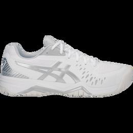 Gel Challenger 12 Men's Tennis Shoes - White/Silver