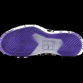 Alternate View 7 of Air Zoom Vapor X Kyrie 5 Men's Hard Court Tennis Shoe - Black/Purple
