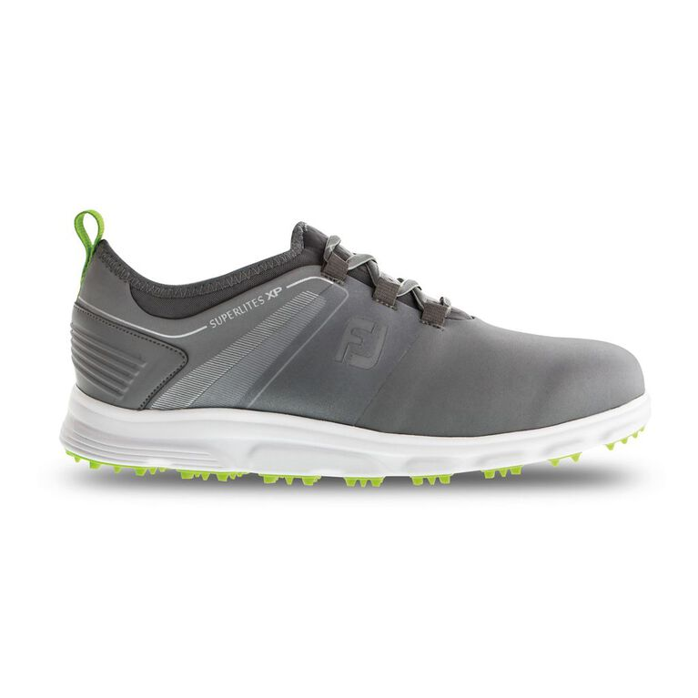 SuperLites XP Men's Golf Shoe - Grey/Green