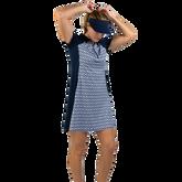 Alternate View 3 of NashVegas Collection: Short Sleeve Ikat Print Dress