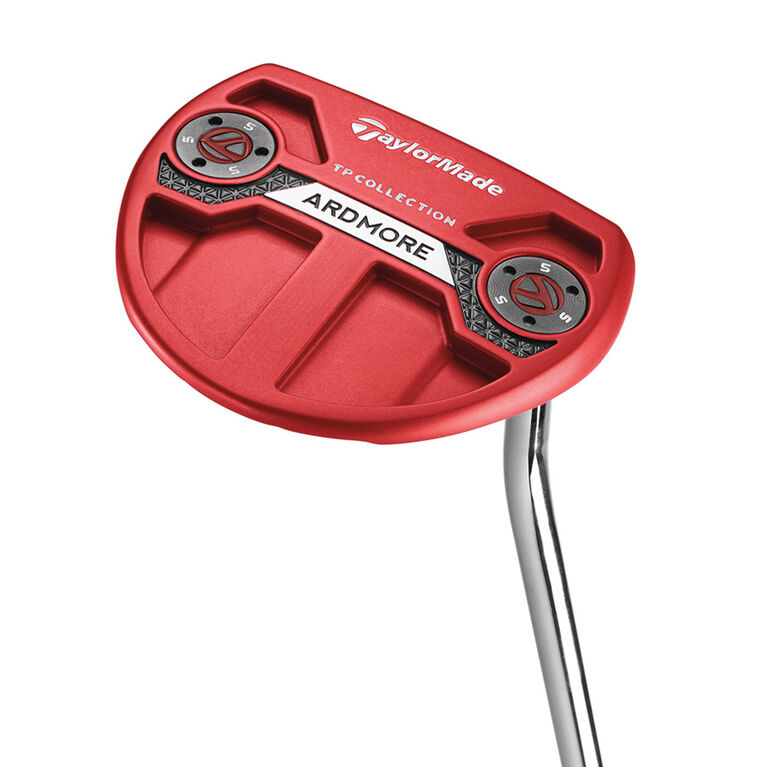 TaylorMade TP Ardmore Red Putter w/ SuperStroke Grip
