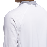Alternate View 6 of Long Sleeve Base Layer Sport Polo Shirt