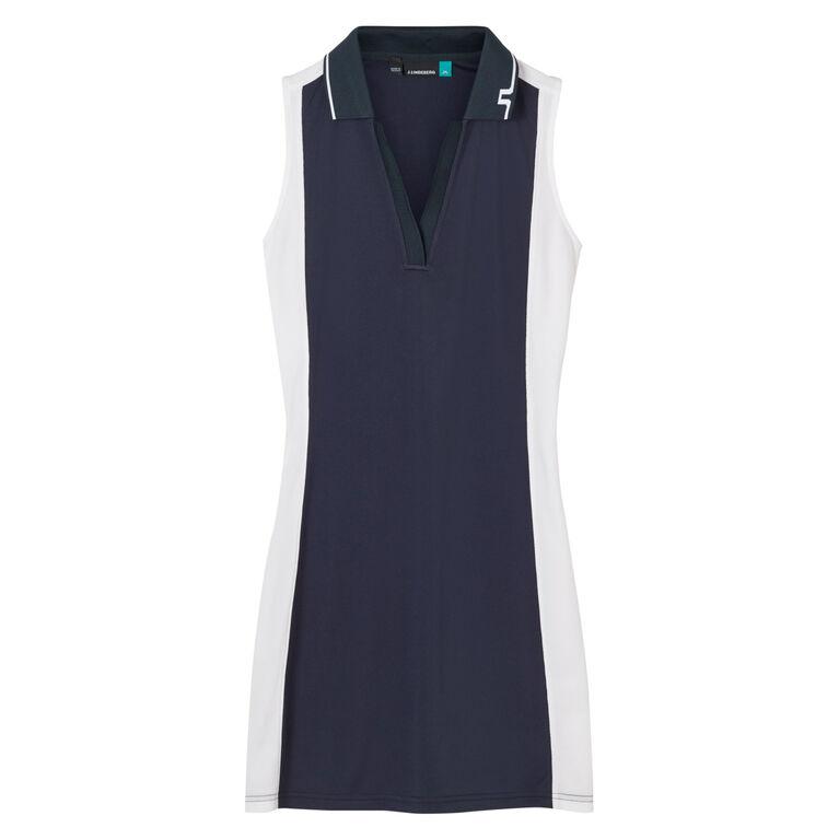 J Lindeberg Louze TX Jersey Dress