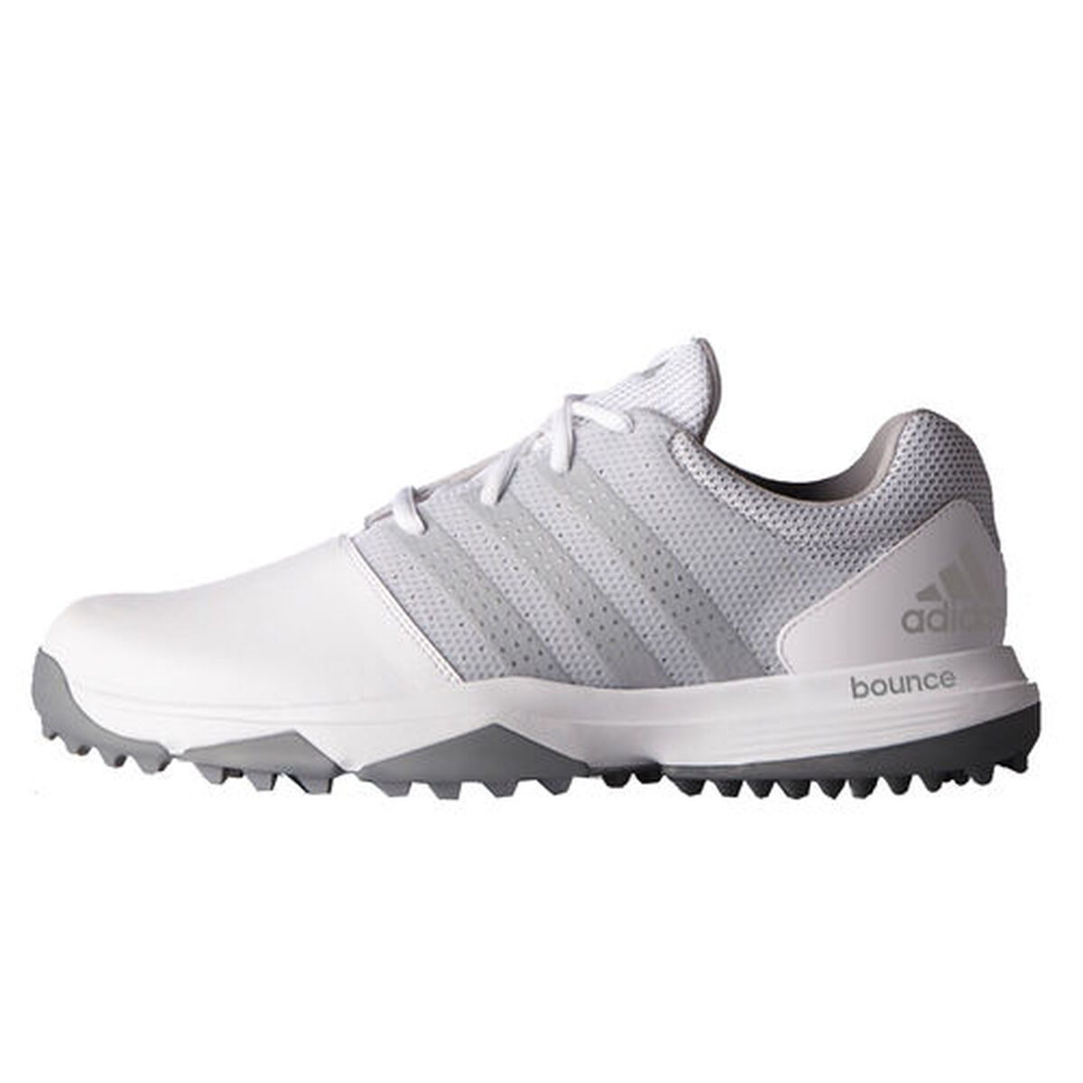 Images. 360 Traxion Men  39 s Golf Shoe - White Silver a29d71437