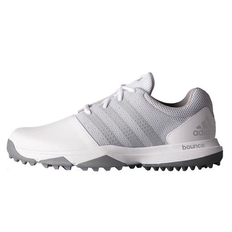 360 Traxion Men's Golf Shoe - White/Silver
