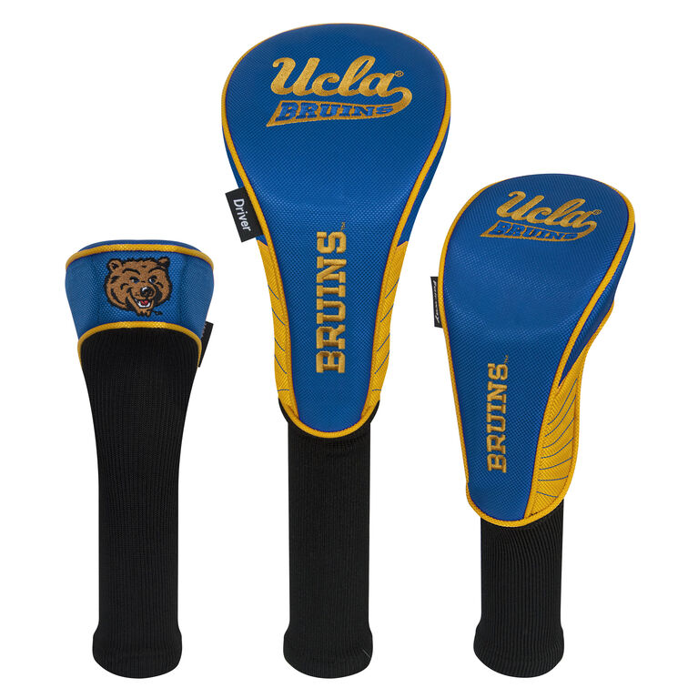 Team Effort UCLA Bruins Headcover Set of 3