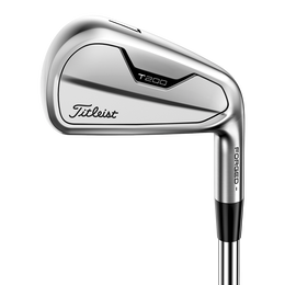T200 2021 Irons w/ Steel Shafts