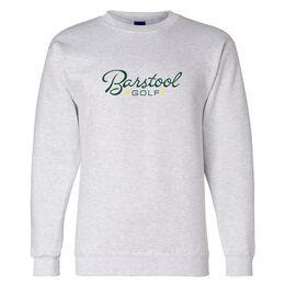 Barstool Golf Crewneck Sweatshirt