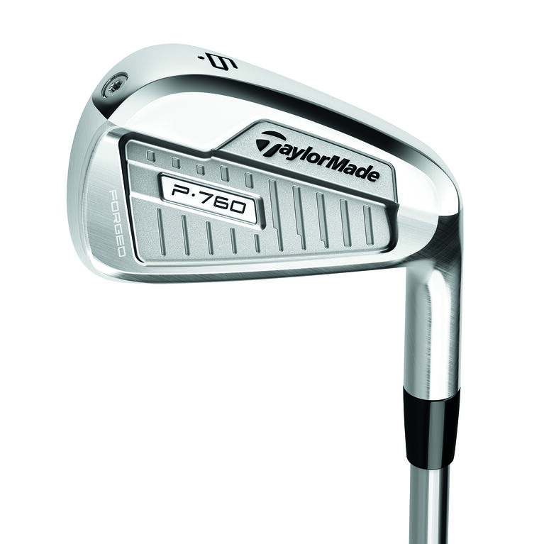 TaylorMade P760 4-PW, AW Iron Set w/ DG 120 Steel Shafts