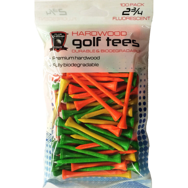"""Precision Golf Tees - 2 3/4"""" - 100 Pack"""
