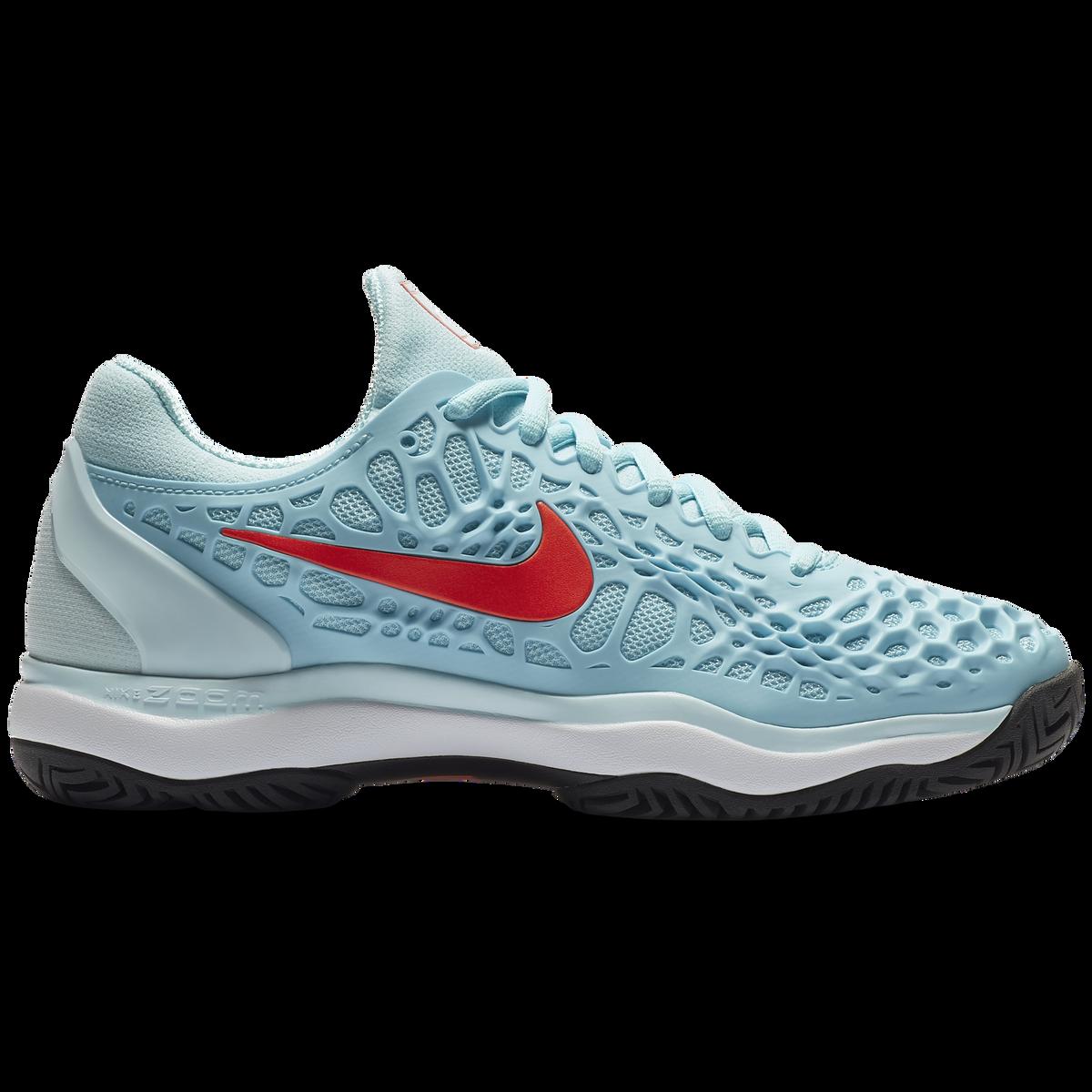 3a0851d26b3 Nike Zoom Cage 3 Women's Tennis Shoe - Light Blue